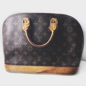 Louis Vuitton Bags - SOLD Louis Vuitton Alma Handbag